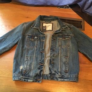 Brand New! Abercrombie & Fitch Jean Jacket